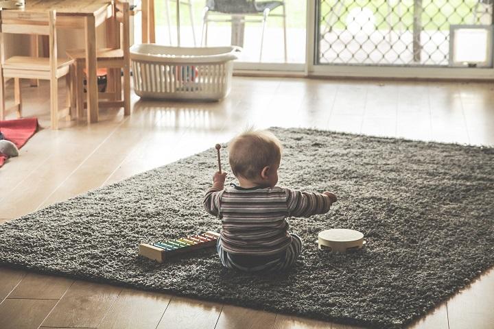 instrument baby sound