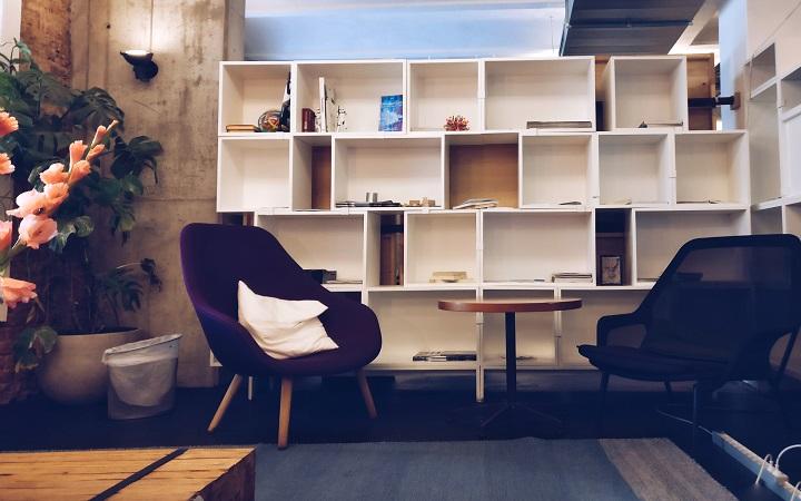 storage bookshelf shelf chair