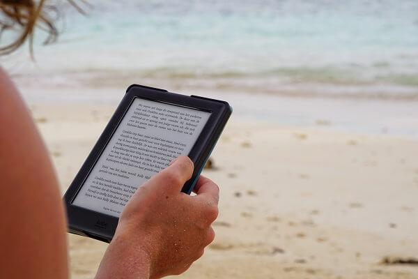 kindle, ebooks, reading, books