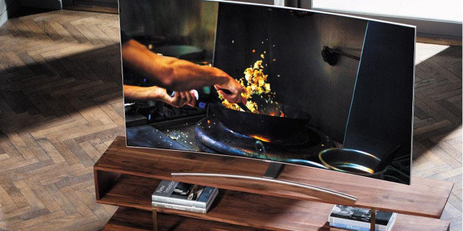 Smart TVs For Sale On Junk Mail