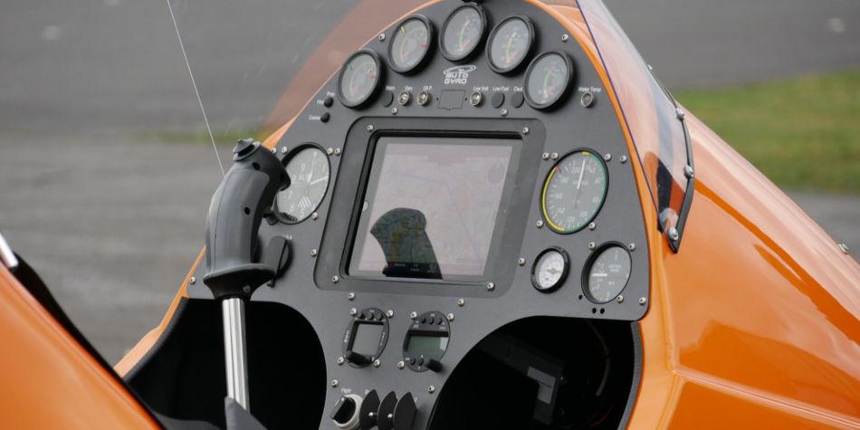 Gyrocopter Cockpit | Find Aircrafts For Sale On Junk Mail