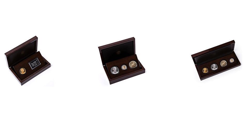 Nelson Mandela Coin Sets | Junk Mail