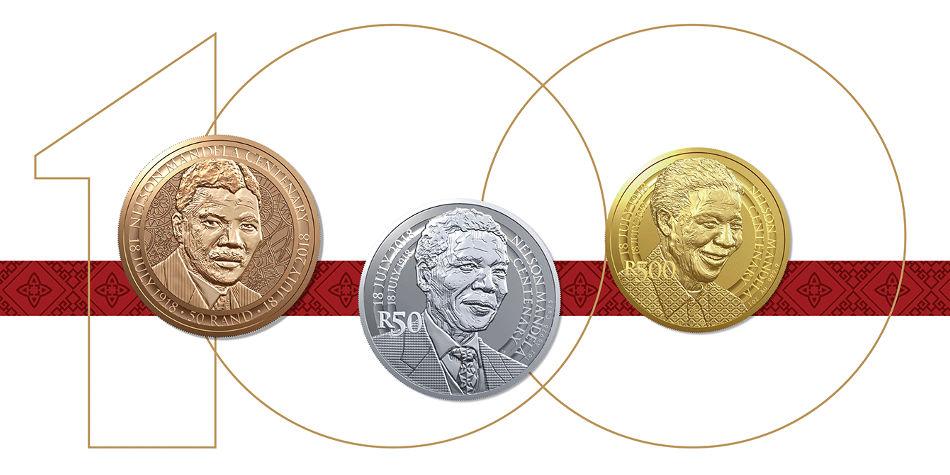 2018 NR Mandela Centenary Coins 1918 – 2018 | Junk Mail