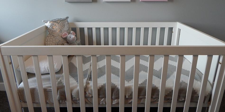 Crib With Mattress   Baby Essentials   Junk Mail