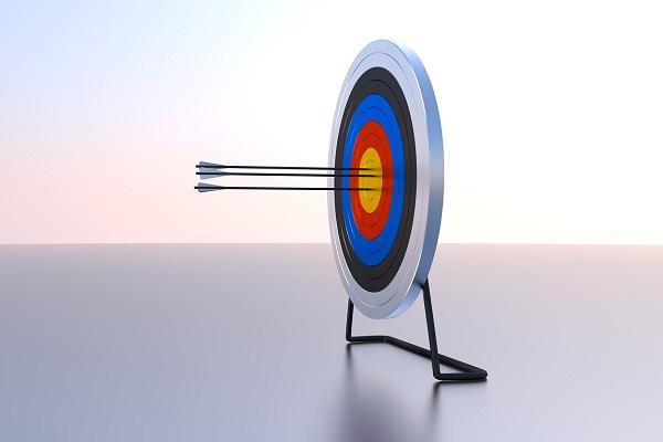 Find archery target on Junk Mail