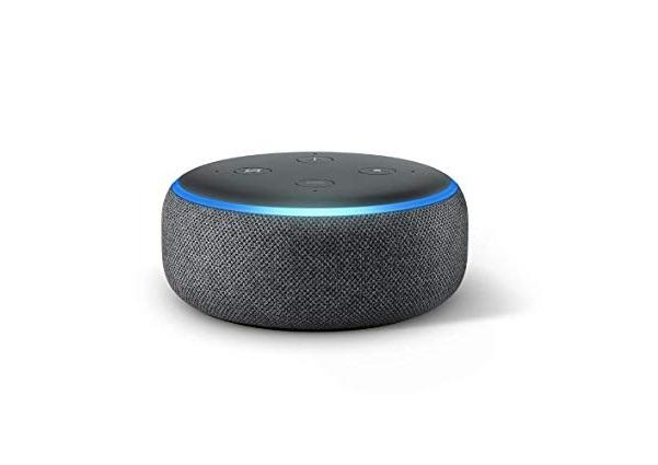 Amazon Echo Dot 3rd Generation Smart Speaker with Alexa | Junk Mail